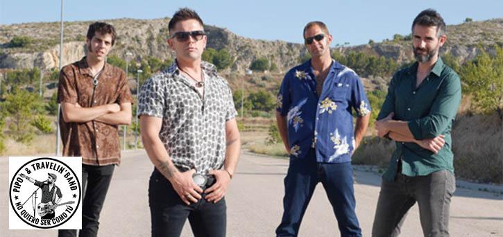 Videoclip Corre, Corre, Pipo & The Travelin Band