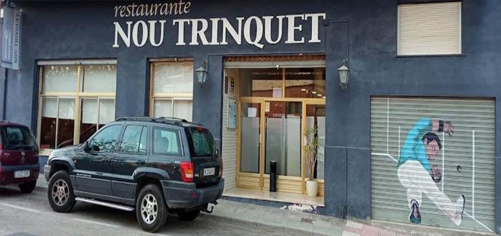 restaurant nou trinquet
